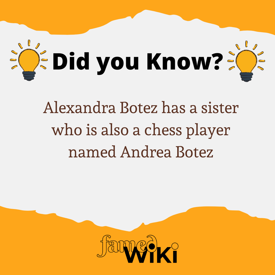 Alexandra Botez Facts