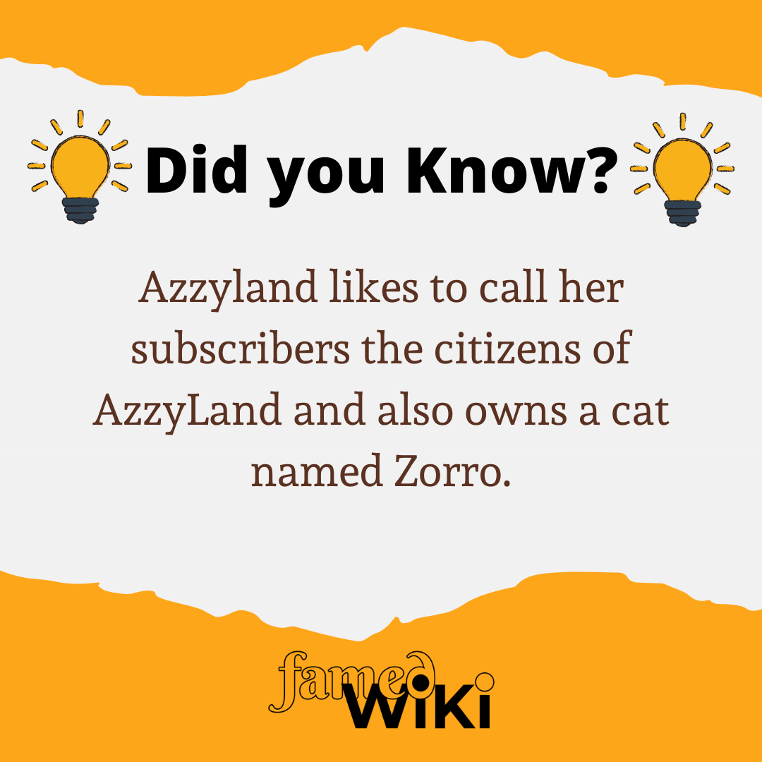 Azzyland Facts