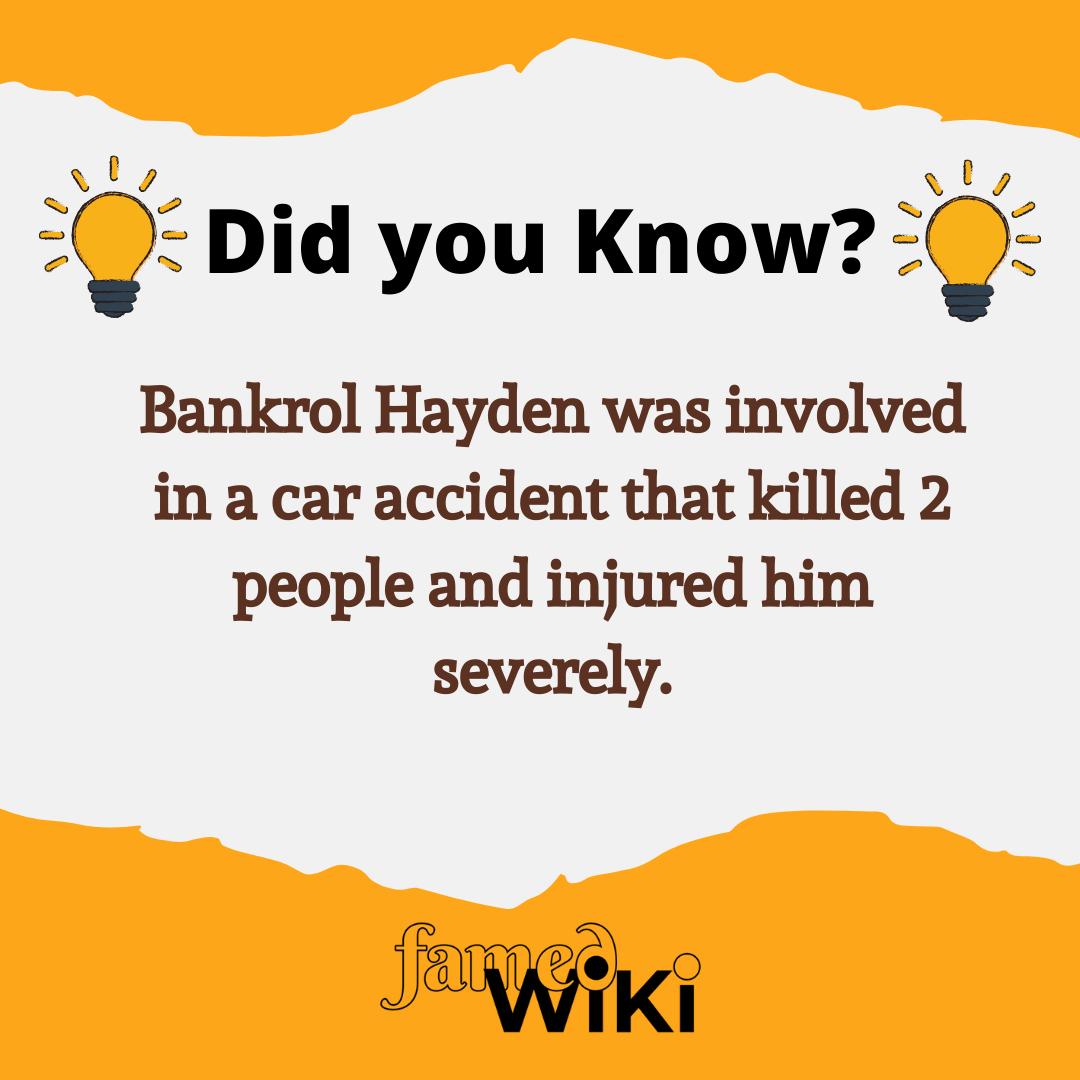 Bankrol Hayden Facts