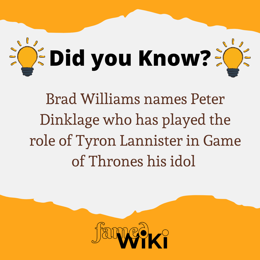 Brad Williams Facts