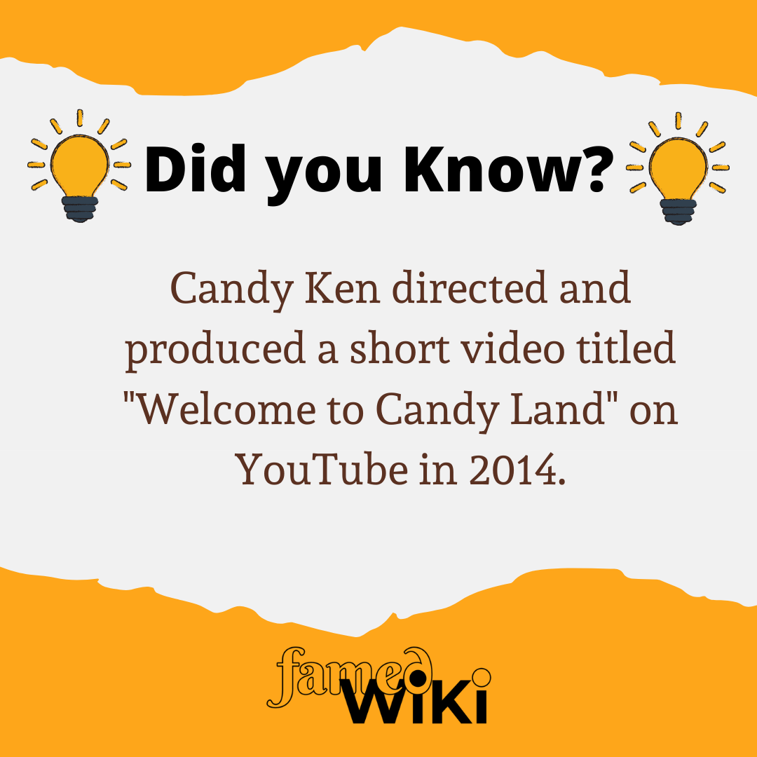 Candy Ken Facts