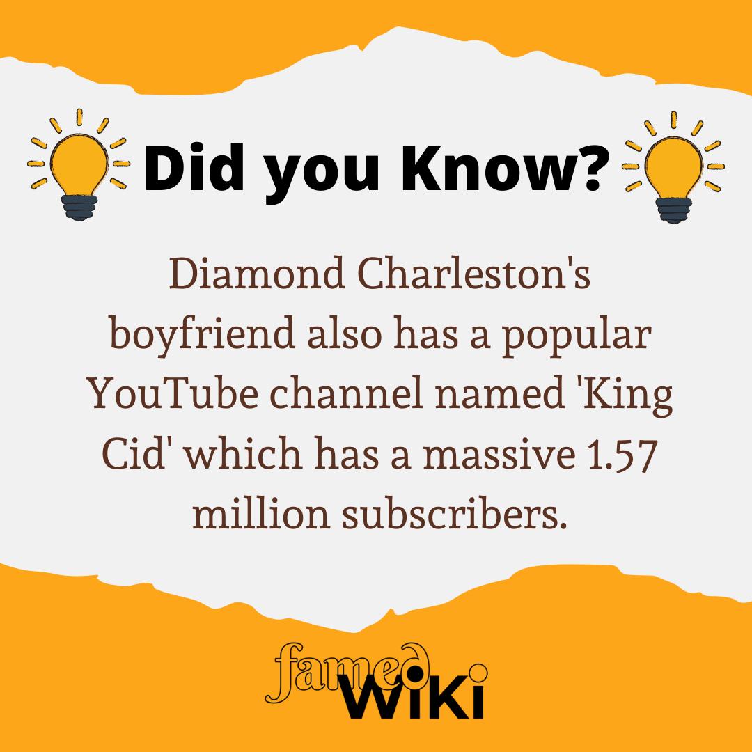 Diamond Charleston Facts