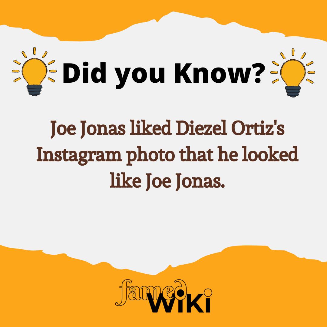 Diezel Ortiz Facts