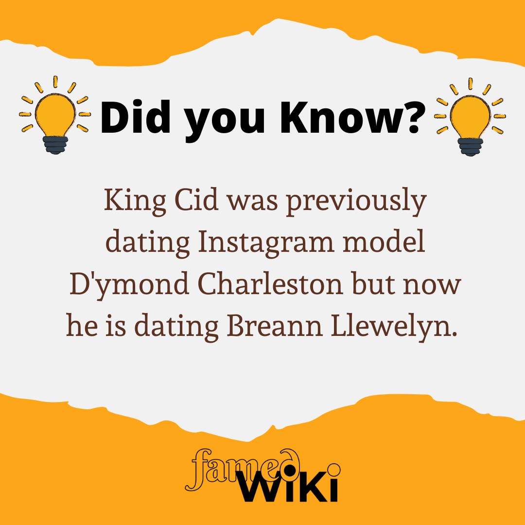 King Cid Facts