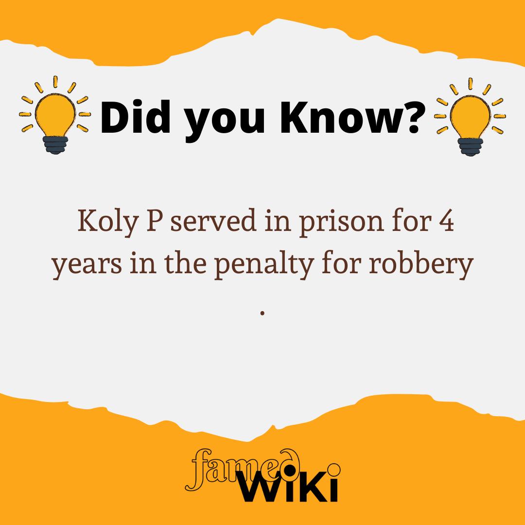 Koly P Facts