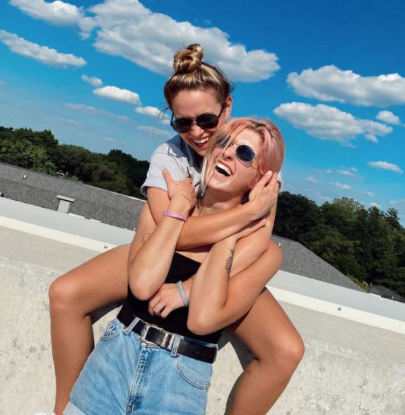 Mckenna Audrey and Kylie Anne