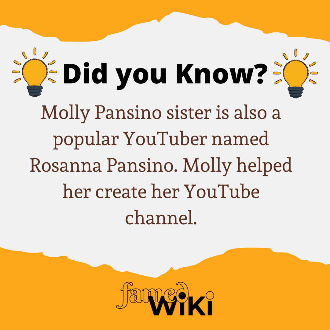 Molly Pansino Facts