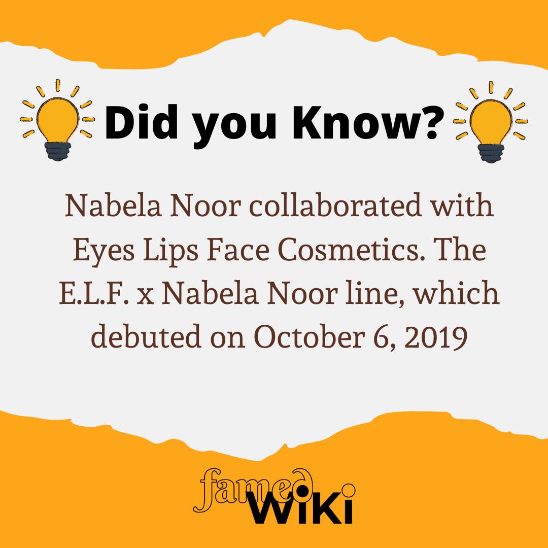 Nabela Noor Facts