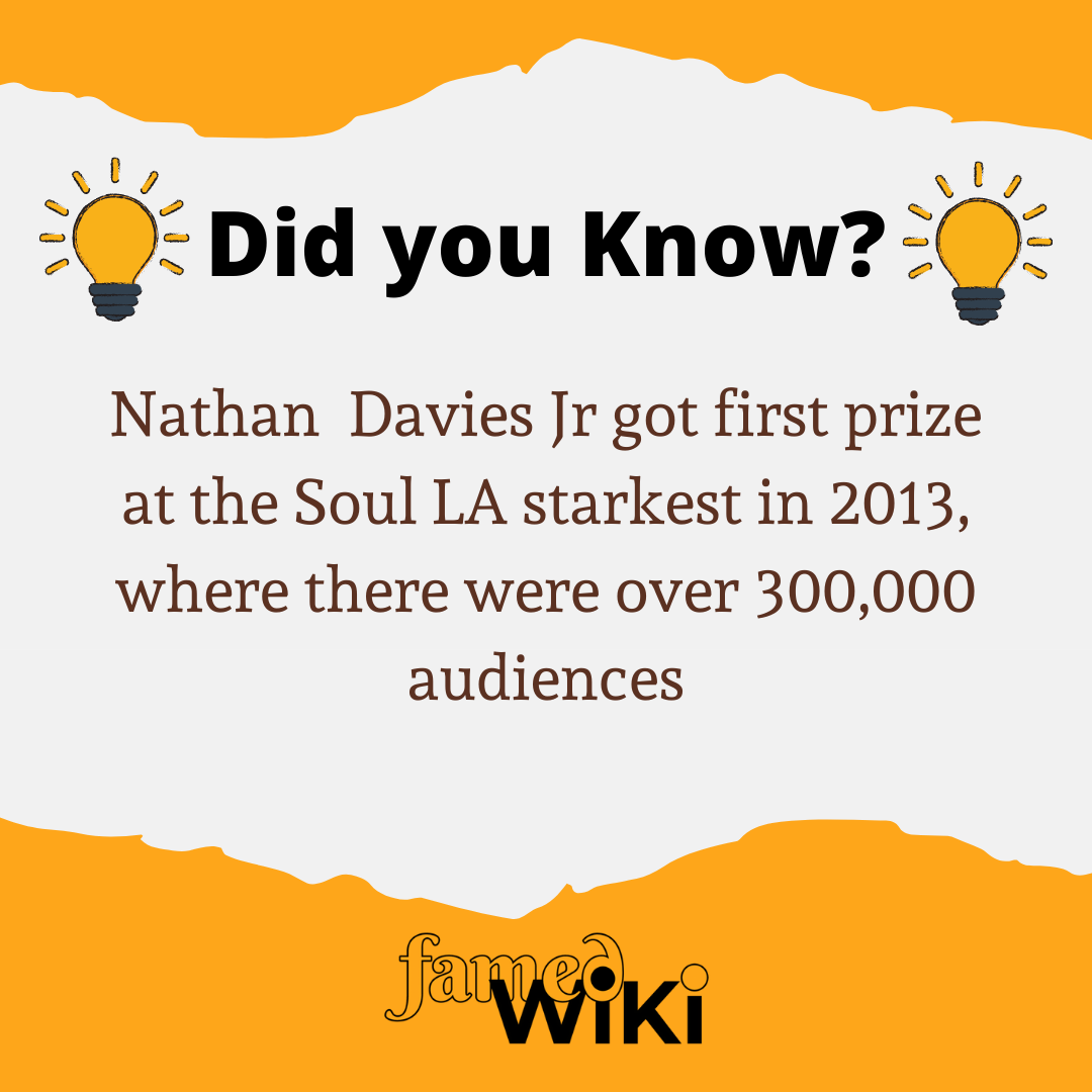 Nathan Davies Jr Facts