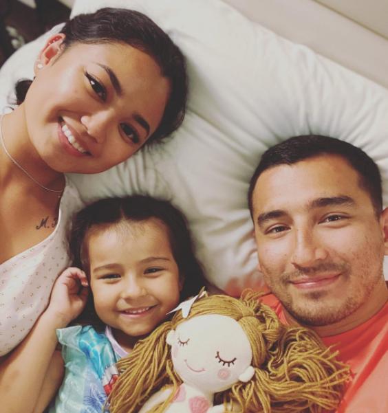 Nick Casas Family