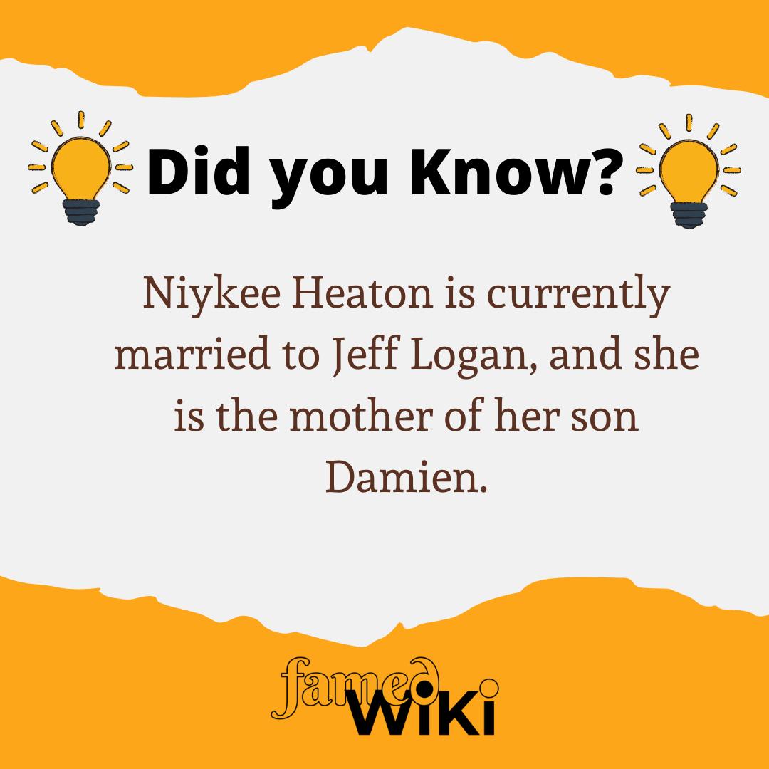 Niykee Heaton Facts