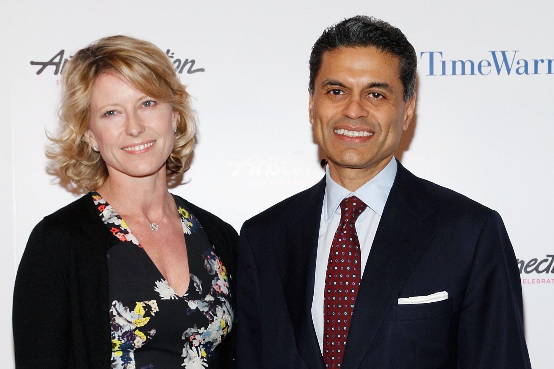 Paula with husband