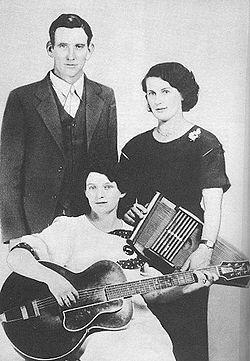 Sara Carter with family