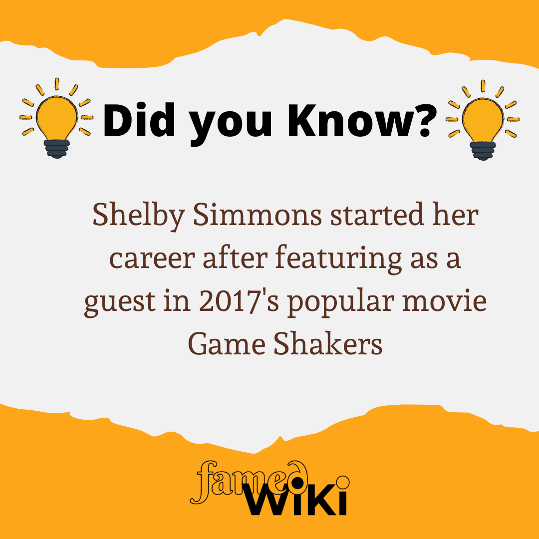 Shelby Simmons Facts