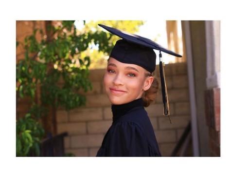 Shelby Simmons graduation