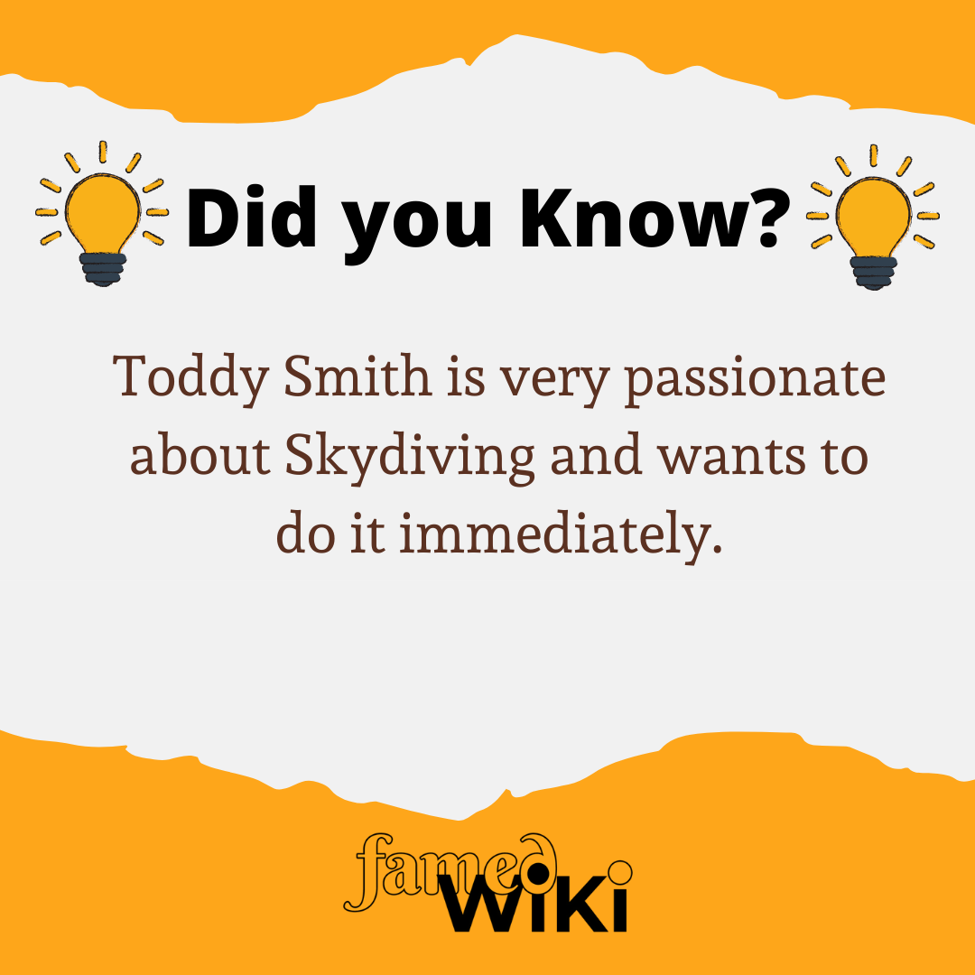 Toddy Smith Facts