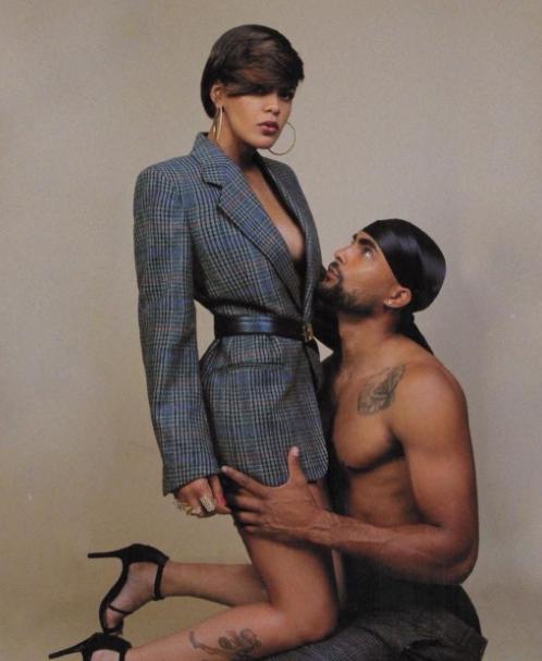 Toni Romiti with her boyfriend