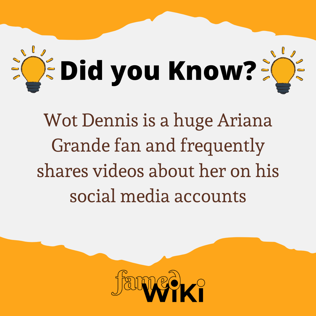 Wot Dennis Facts