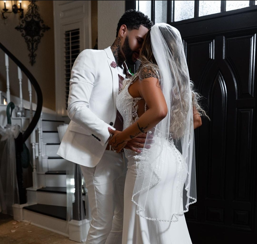 devon married