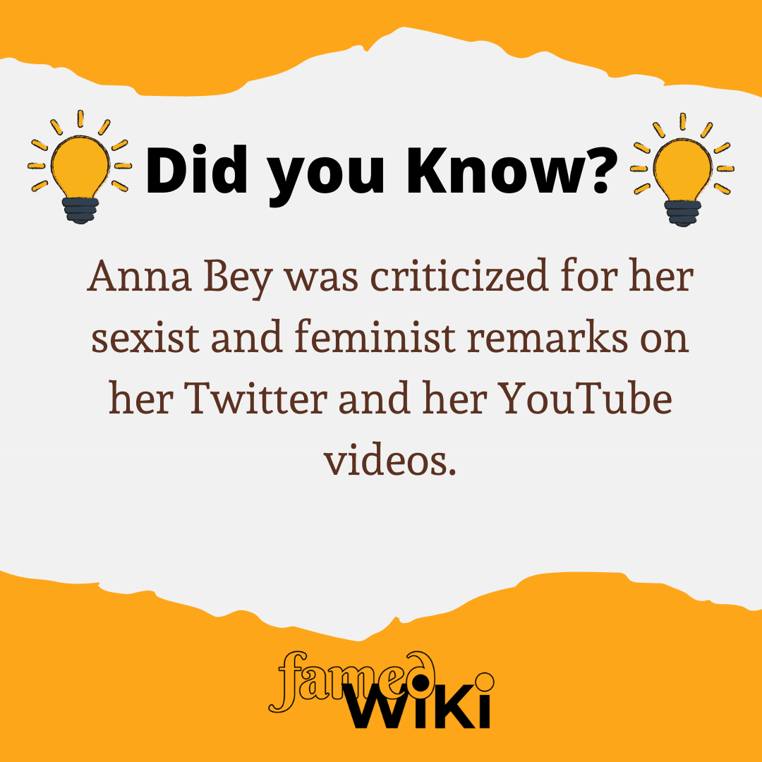 Anna Bey Facts