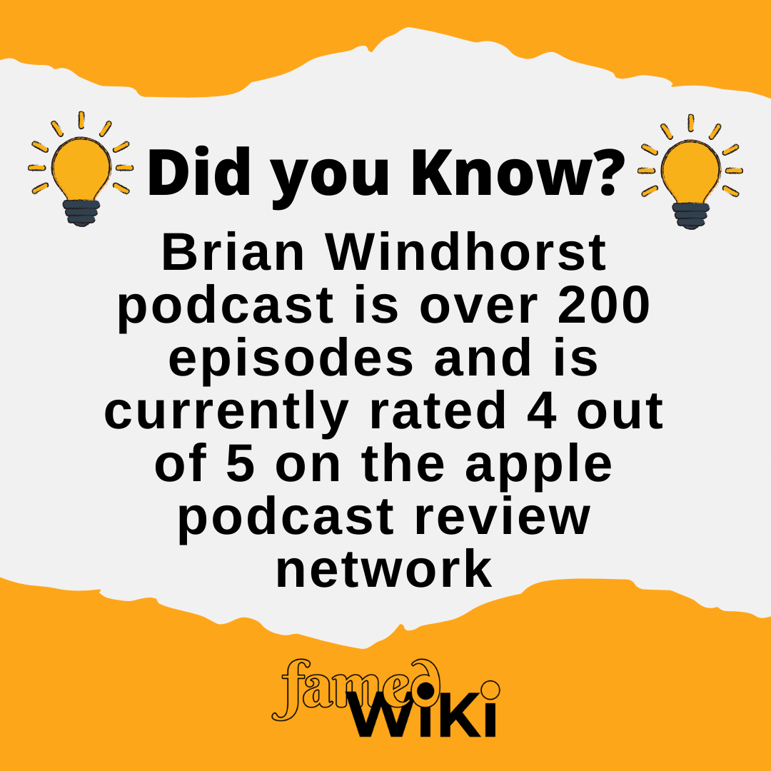 Brian Windhorst Facts
