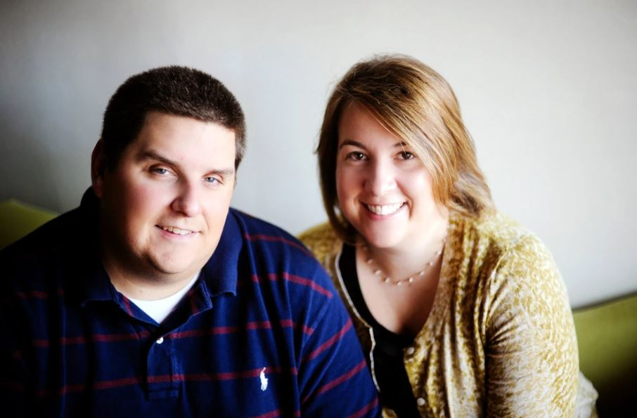 Brian Windhorst and his Wife