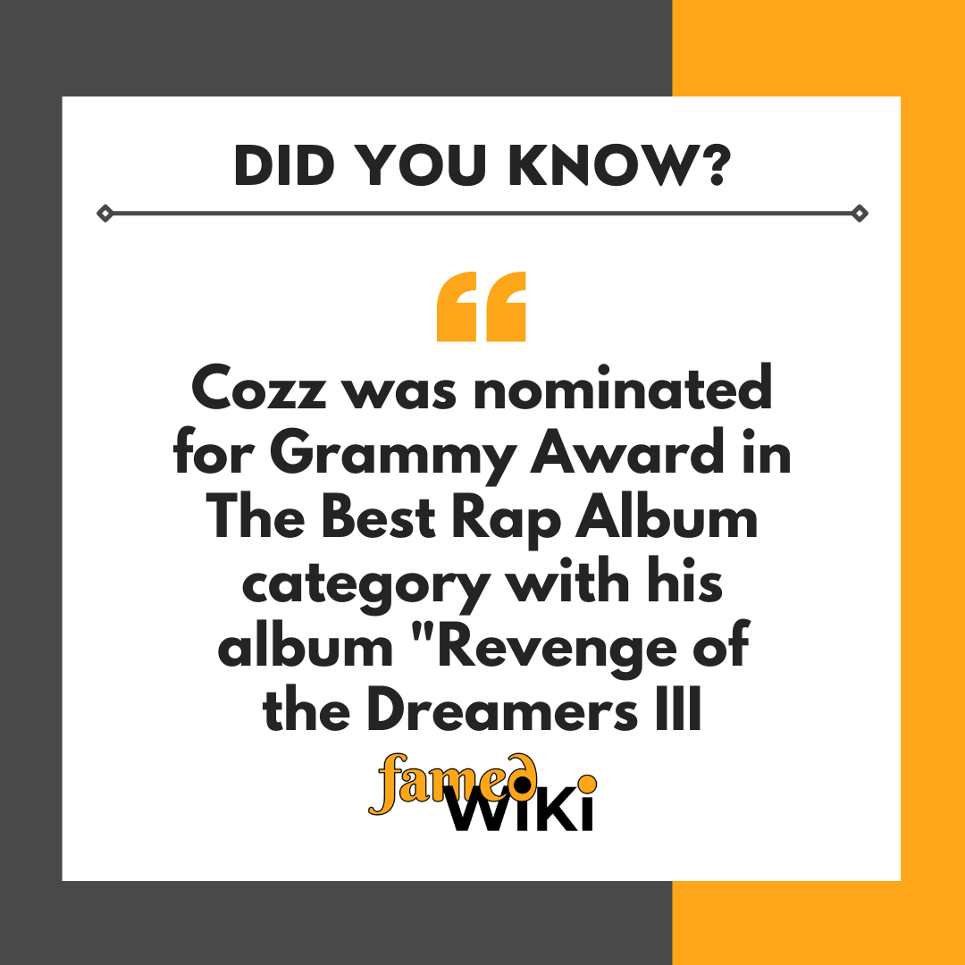Cozz facts