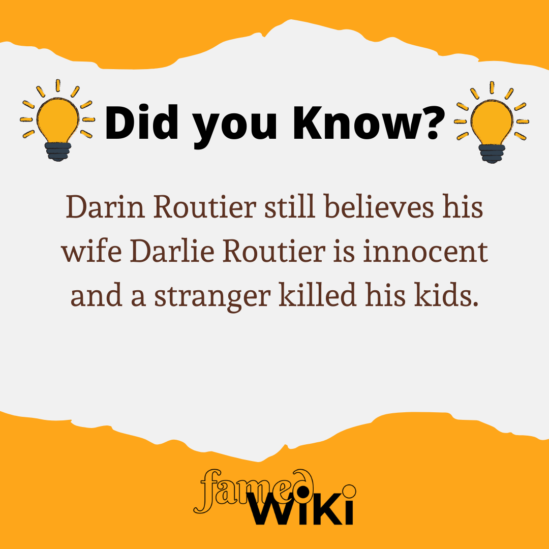 Darin Routier Facts