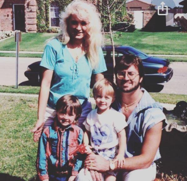 Darin Routier Family