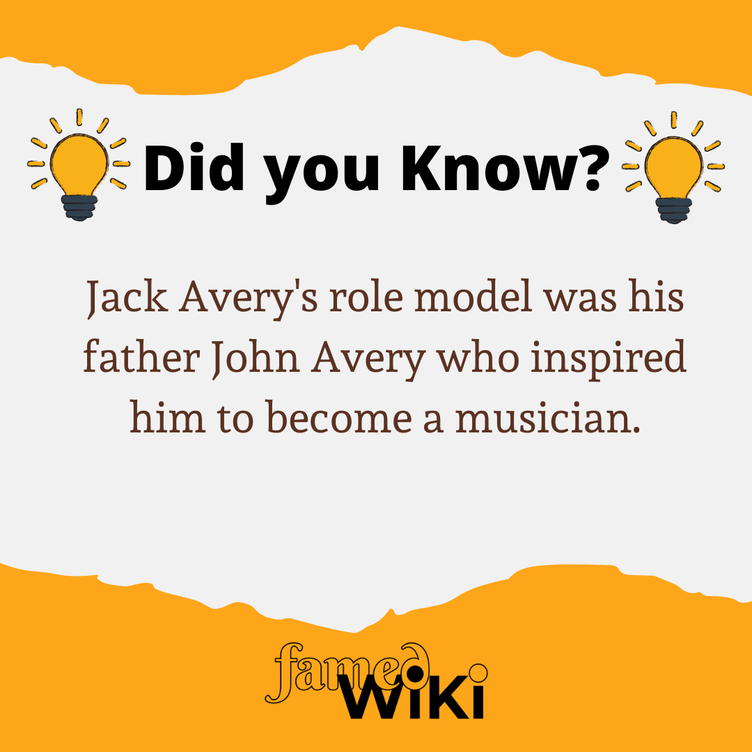 Jack Avery Facts