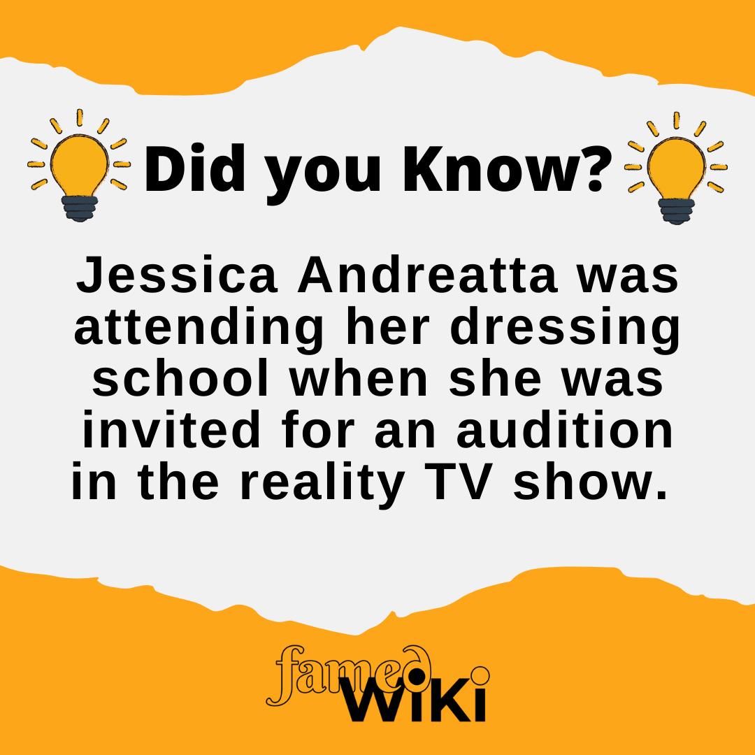 Jessica Andreatta Facts