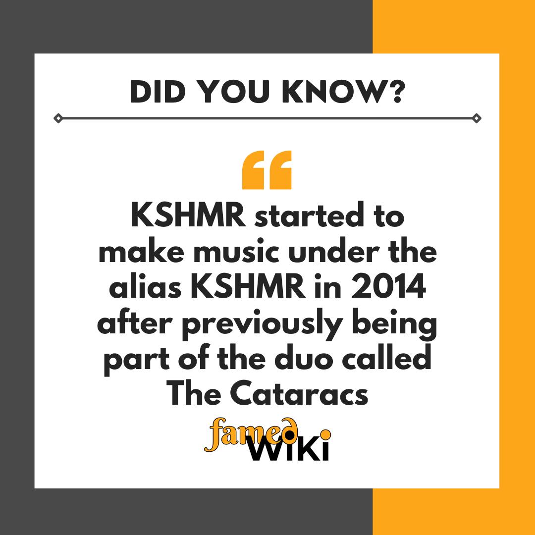 KSHMR facts
