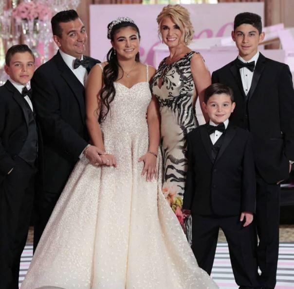 Marco Valastro family