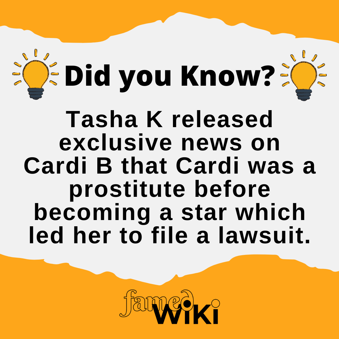 Tasha K Facts