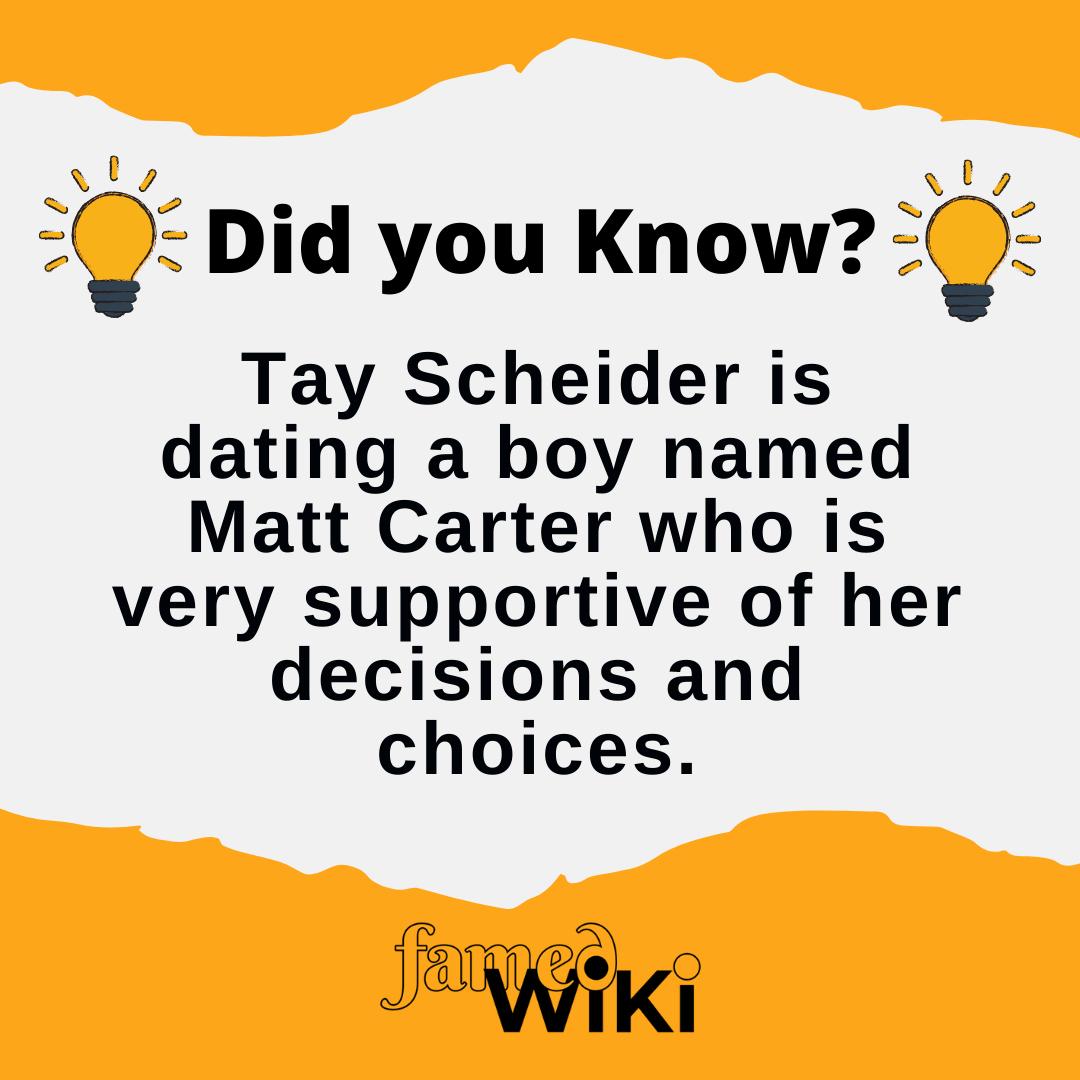 Tay Scheider Facts