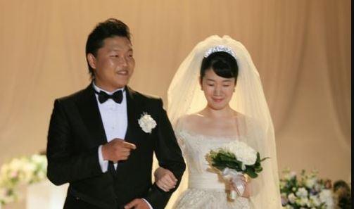 Yoo Hye Yeon with PSY