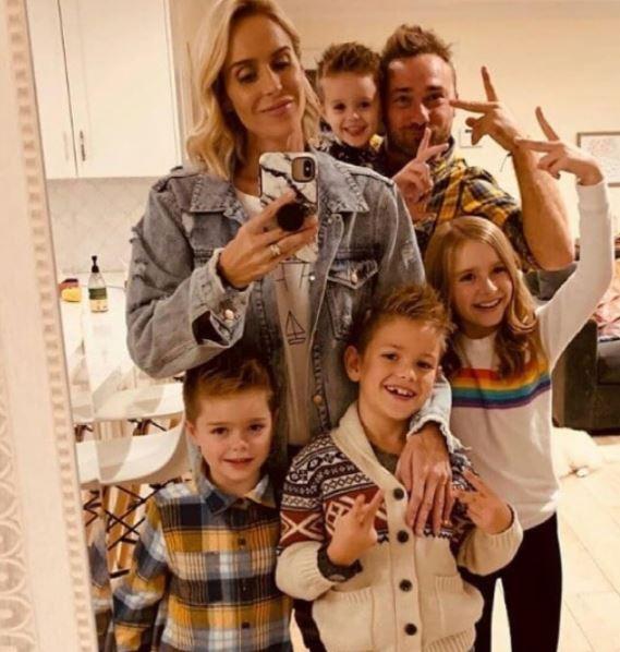 Colton Sopo Family