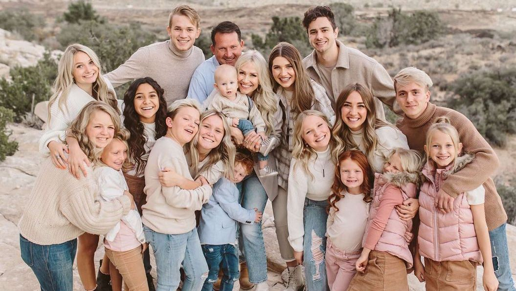 Nayvee Nelson Family