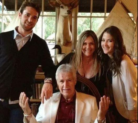 Elaine Trebek Family