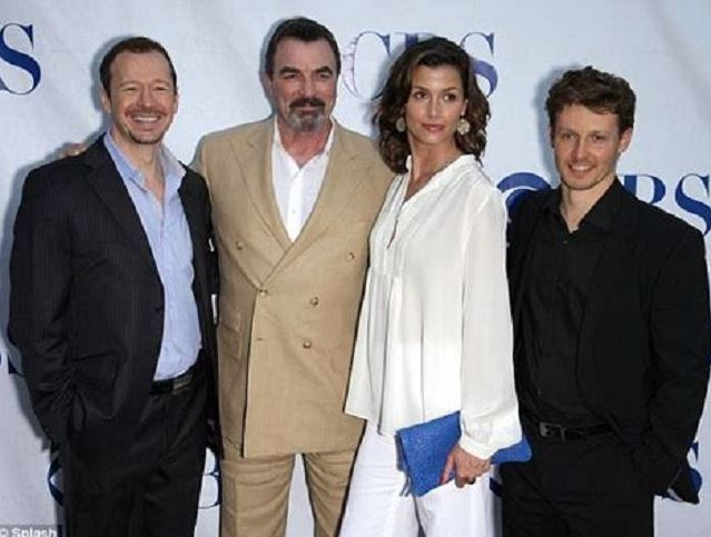 Kevin Selleck family
