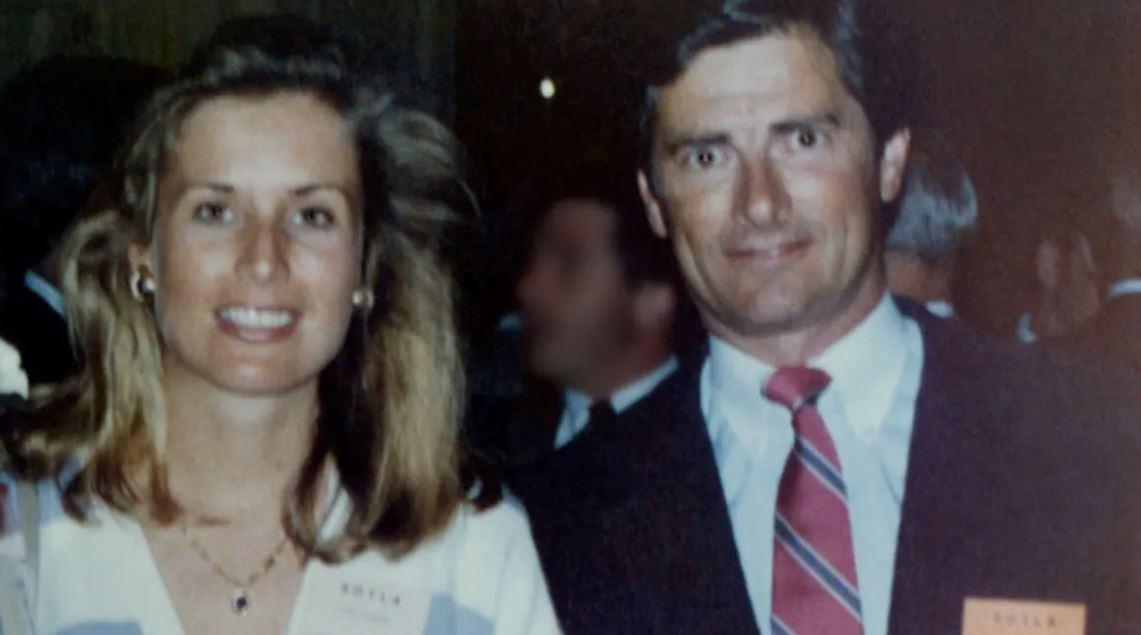Linda Kolkena and Dan Broderick