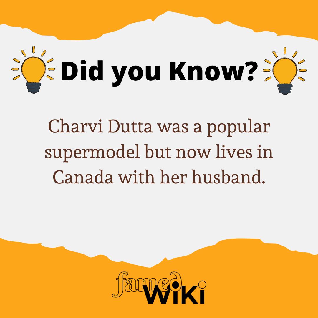 Charvi Dutta Facts