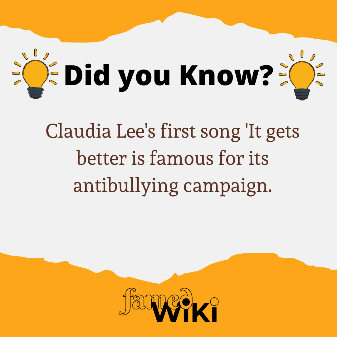 Claudia Lee Facts