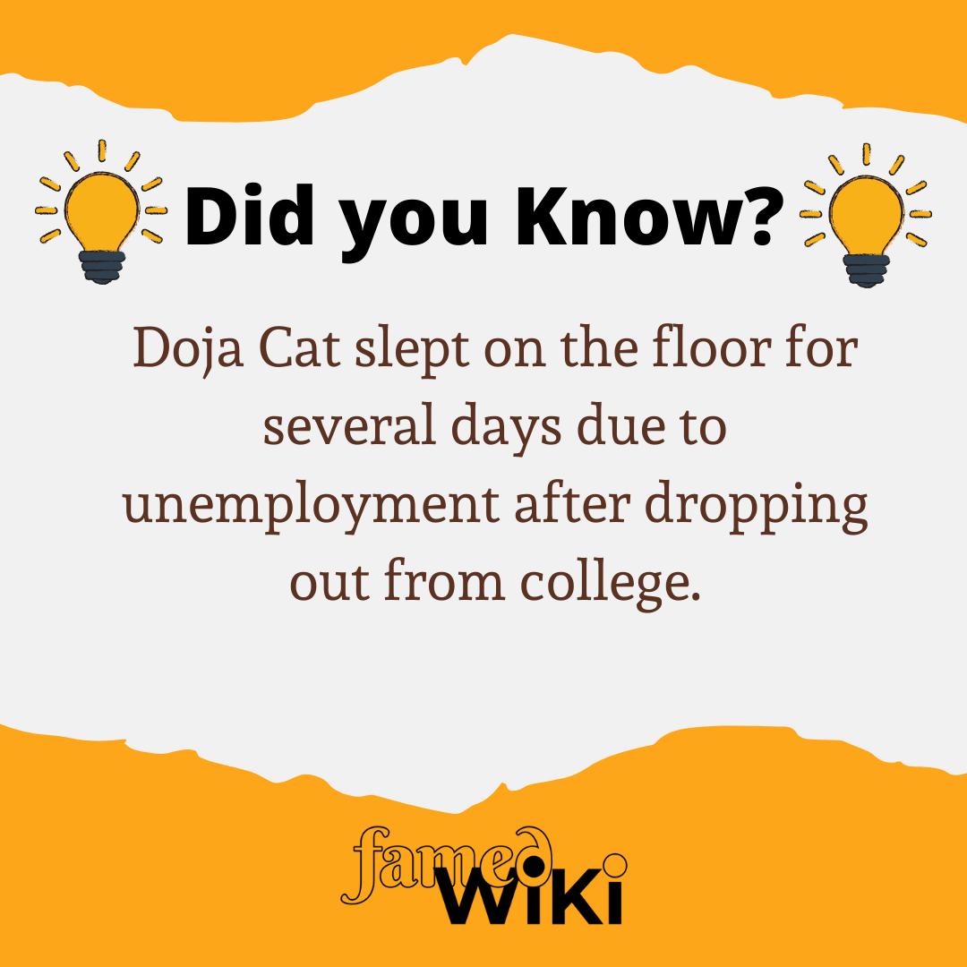Doja Cat Facts
