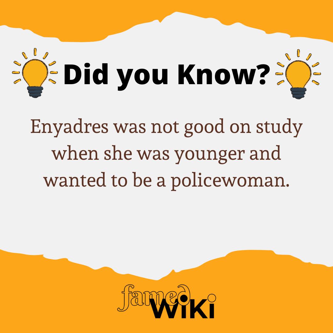 Enyadres Facts
