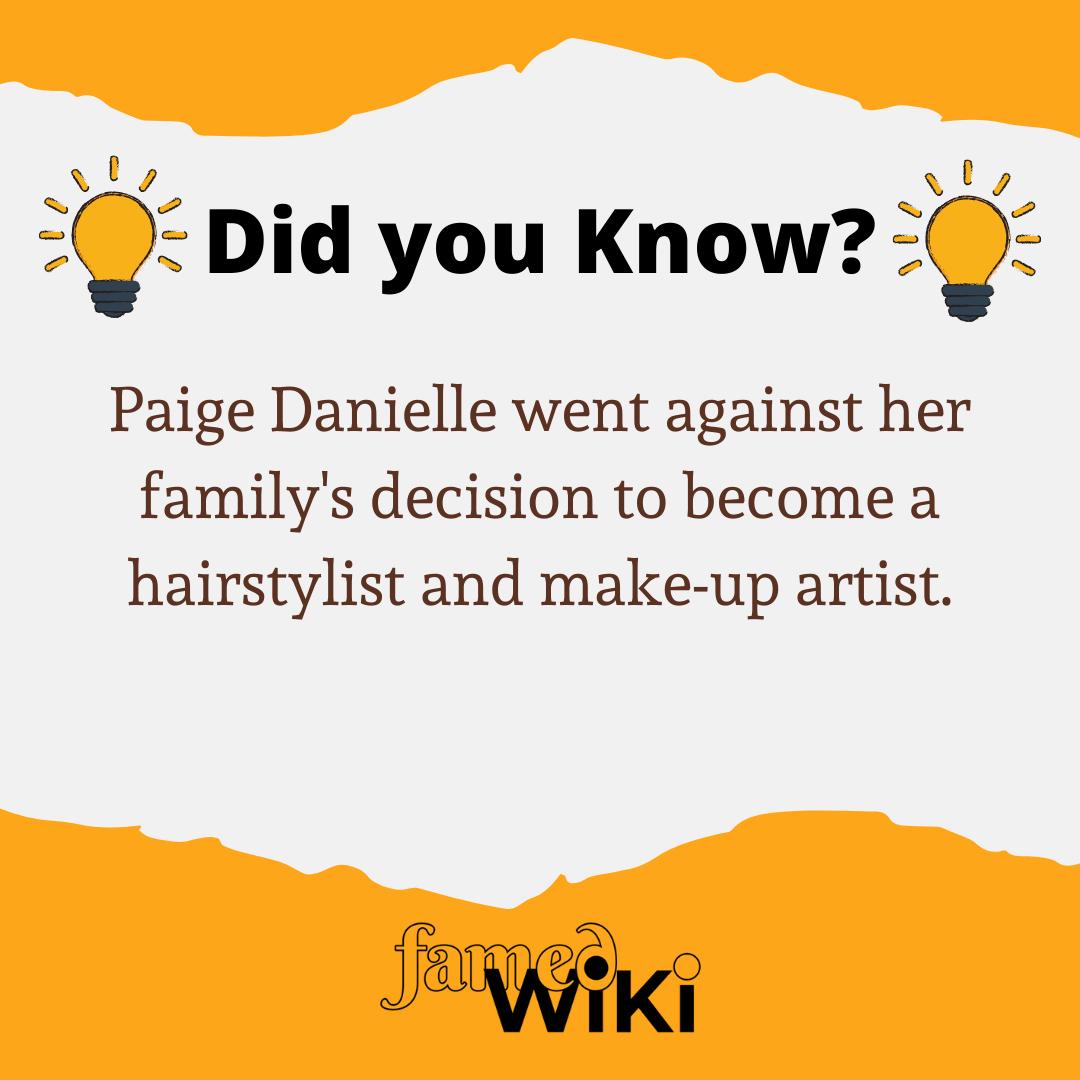 Paige Danielle Facts