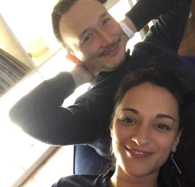 Sara Tomko and Boyfriend