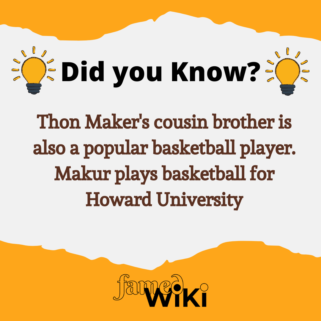 Thon Maker Facts