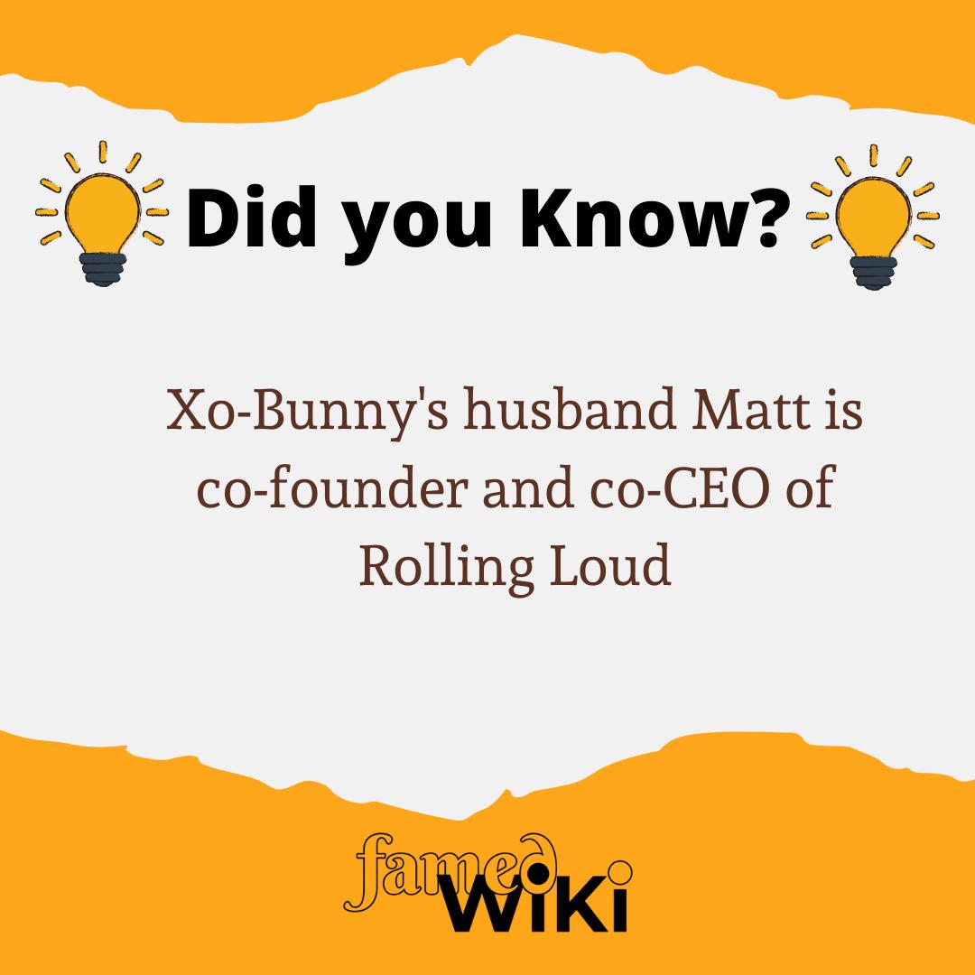 Xo Bunny Facts