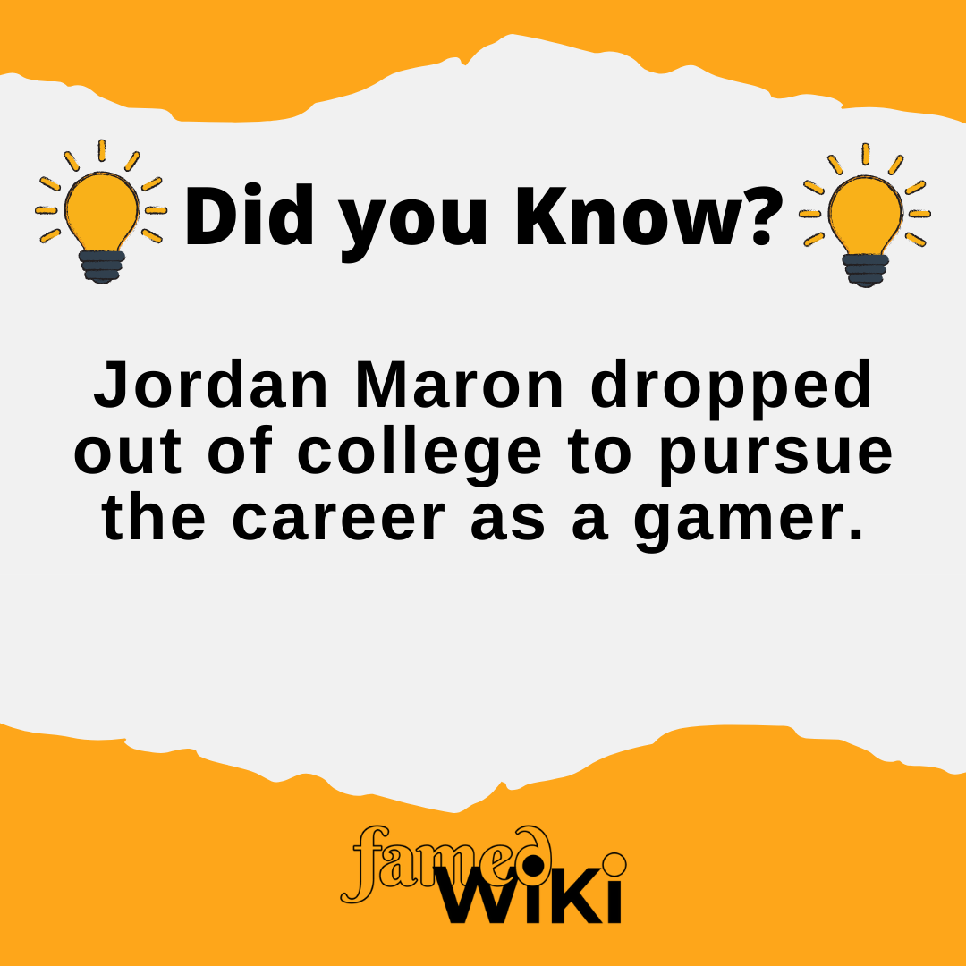 Jordan Maron Facts